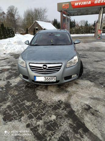 Opel Insignia 2.0 CDTI 160 KM automat
