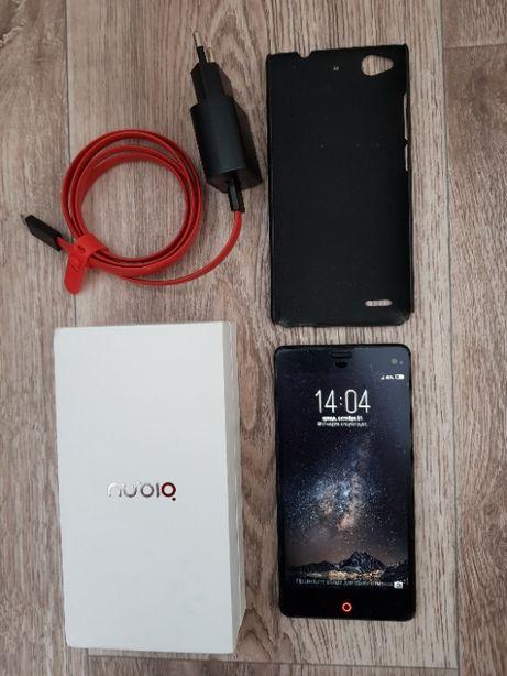 "Смартфон ZTE Nubia Z7 mini (5"", 2/16Gb, Black)"