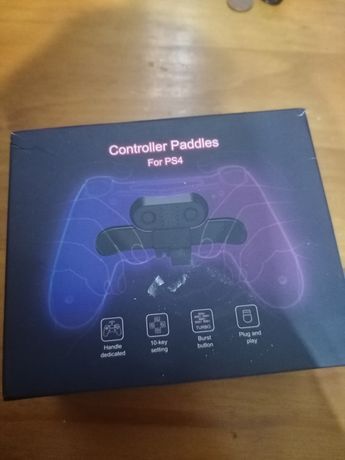 Paddles ps4 novo