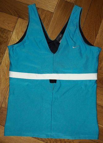 Niebieska bokserka Nike Dri-Fit L Fitness sport