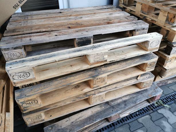 Europalety 120x80 drewniane, solidne Fvat