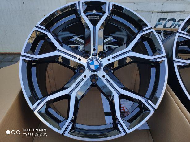 Диски для BMW 5*112 R20 R21 X5 G05 X6 G06