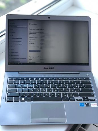 Samsung np535u3c ультрабук ноутбук
