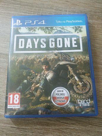 Gra Days Gone Playstation 4