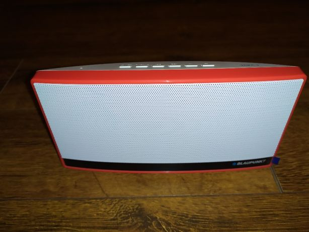 Głośnik Przenośny Bluetooth FM/USB Blaupunkt BT10RD Okazja