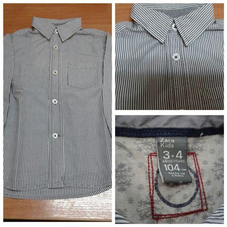 Отличные рубашки сорочки в детсад на 2-3 и 3-4 года.