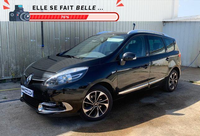 Renault Grand Scenic Bose 7os USZKODOZNY 2015r