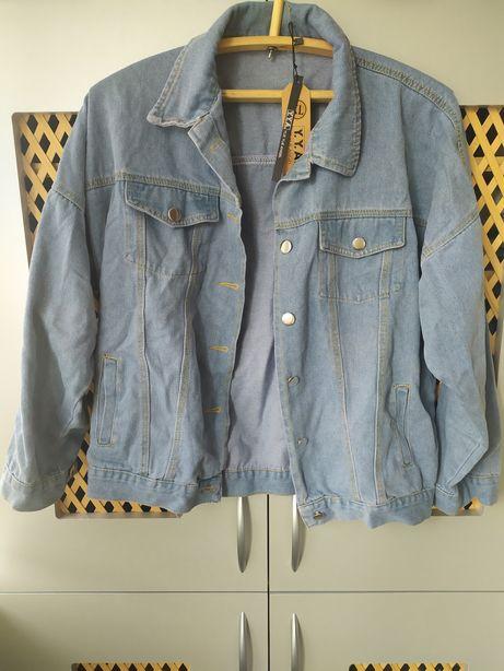 Джинсовая куртка Yue Yue Angel