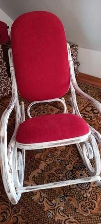 Fotel bujany jak na zdjeciu