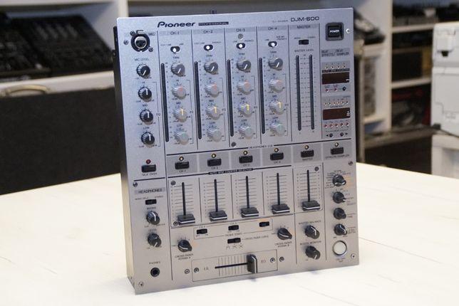 Pioneer DJM 600 Skup Zamiana CDJ 350/400/700/800/850/900/1000