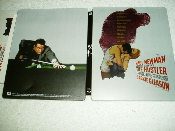 Blu Ray HUSTLER (bilardzista) steelbook