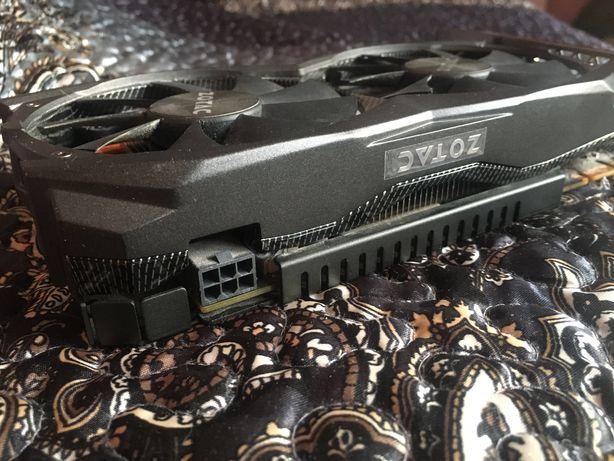 Zotac GTX 960 2gb аналог gtx 1050 Игровая Видеокарта