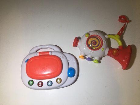 Komplet zabawek