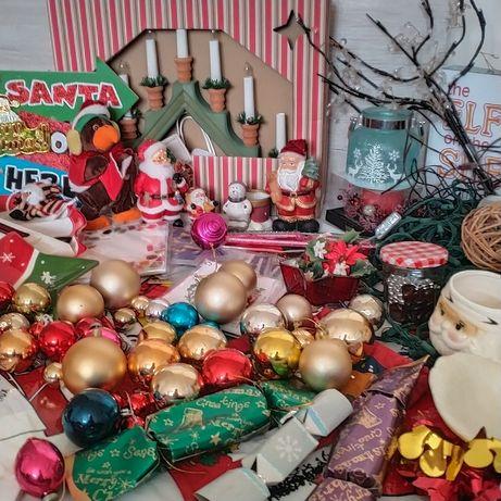 Рождество декор новый год новогодний из Англии