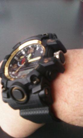 relógio dual