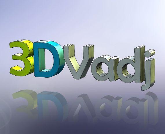 Услуги инженера-конструктора, разработка 3D моделей и чертежей.