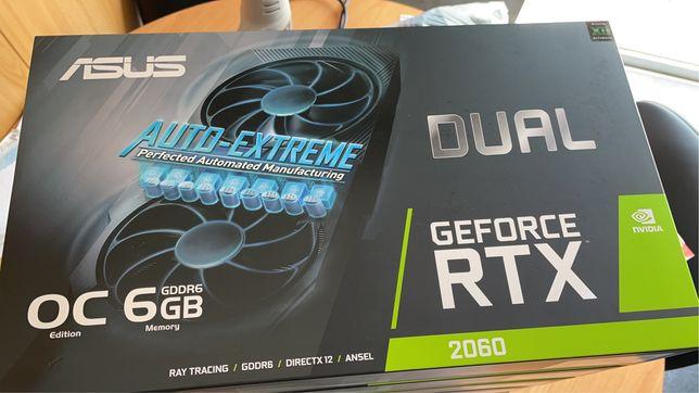 Placa Gráfica Gigabyte GeForce® RTX 2060 OC 6GB GDDR6