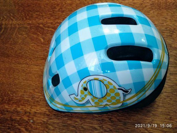 Велосипедный шлем для самых маленьких