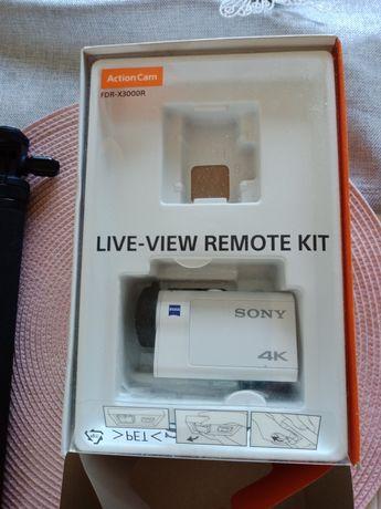 Sony x3000 r Kamera sportowa 4K