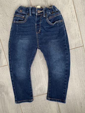 Spodnie zara 92 chłopięce