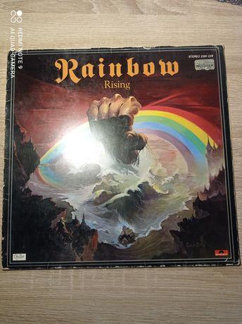 Rainbow - Rising 1 press Austria winyl