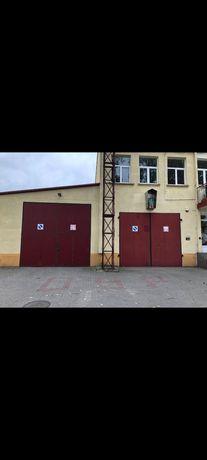 Wrota Drzwi garażowe Stalowe
