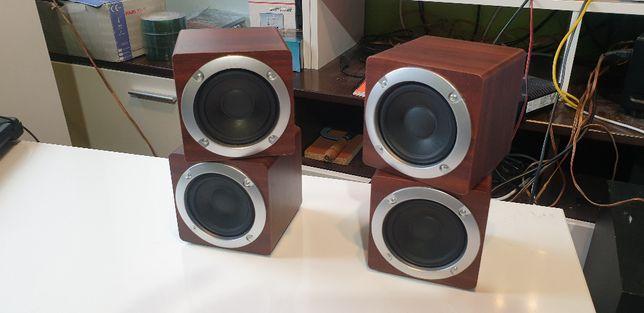 Głośniki BT Stereo Retro, nowe