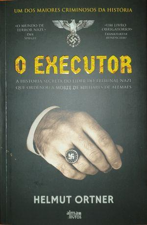 """Livro """" O Executor"""""""