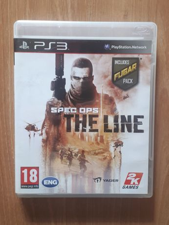 Gra na Playstation 3 (ps3), Spec ops the line