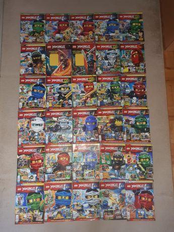 Gazetki ludziki minifigurki Lego Ninjago 30szt
