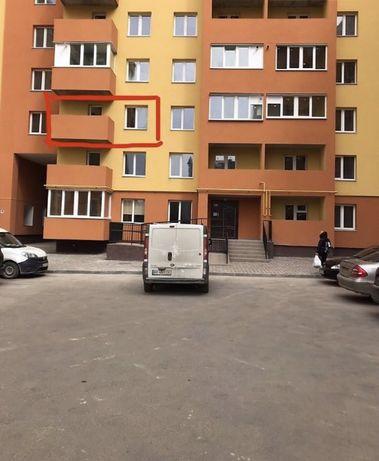 1 кімнатна квартира 35 кв. м злуки 18 Тернопіль