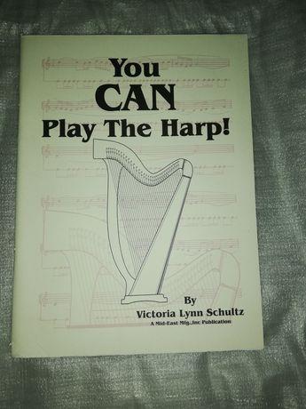 Livro aprender a tocar harpa