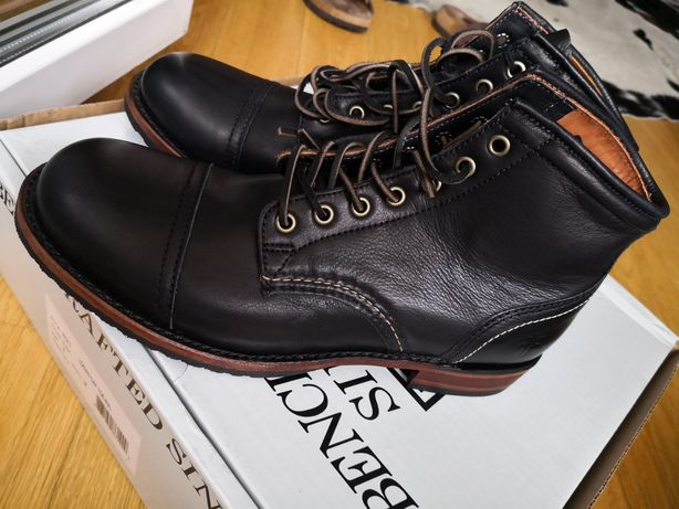 Nowe buty FRYE Logan 41 / 7 USA skora Horween 2500zl, Wolverine Barker