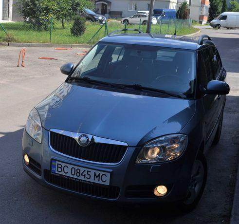 Skoda Fabia 2008 Максимальна комплектація, Без дтп