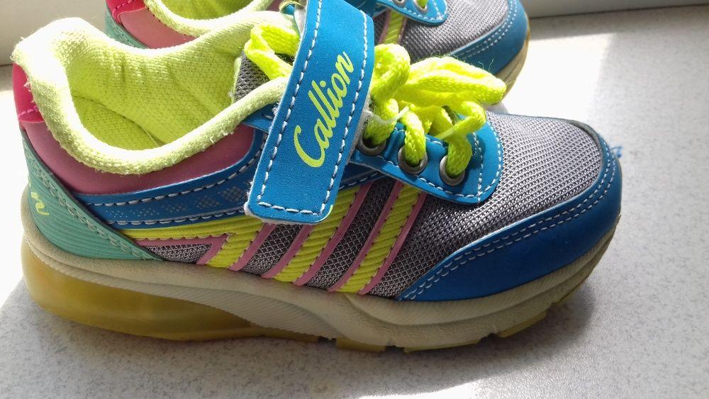 Отличные кроссовки 26р Липцы - изображение 1