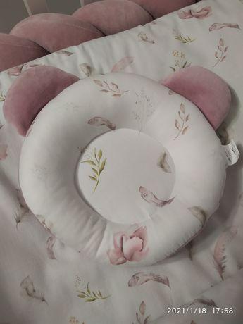 Lulumi poduszka ortopedyczna blossom miś