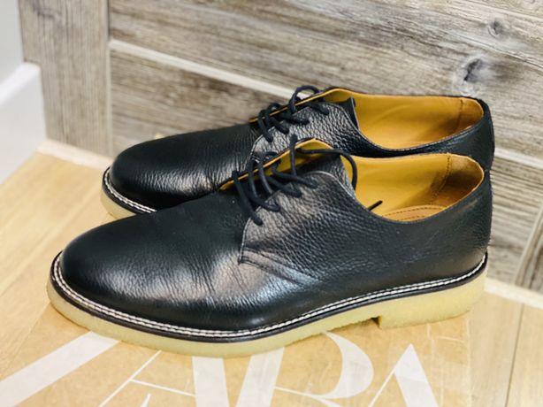 Туфли zara,  мужские туфли зара 44размер