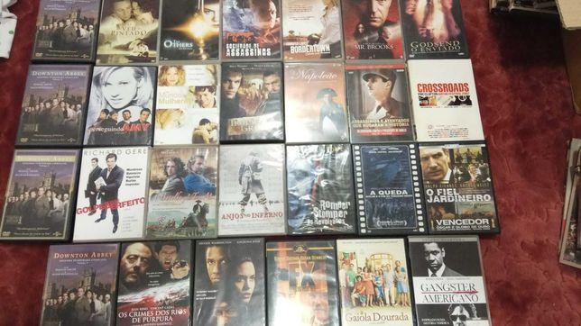 30 DVDs originais