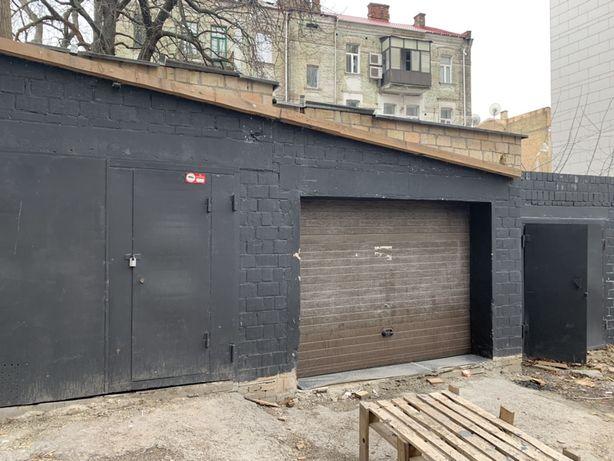 Два бокса в центре Киева