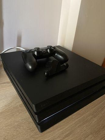 Konsola PS4 PRO 1TB + nasadka back button