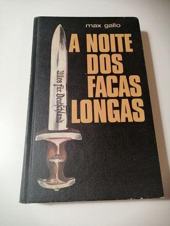 A noite dos facas longas de Max Gallo