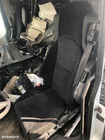 Fotel kierowcy Mercedes Actros MP4