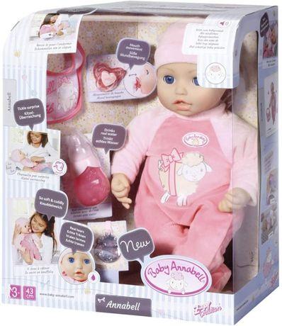Zapf Creation Interaktywna Lalka Baby Annabell 43cm