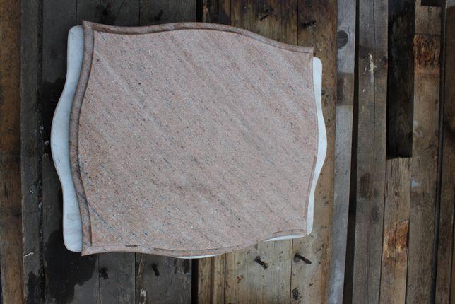 Stolik blat STOLIKI Granitowy Marmurowy Dekoracyjny Gotowy TANIO!