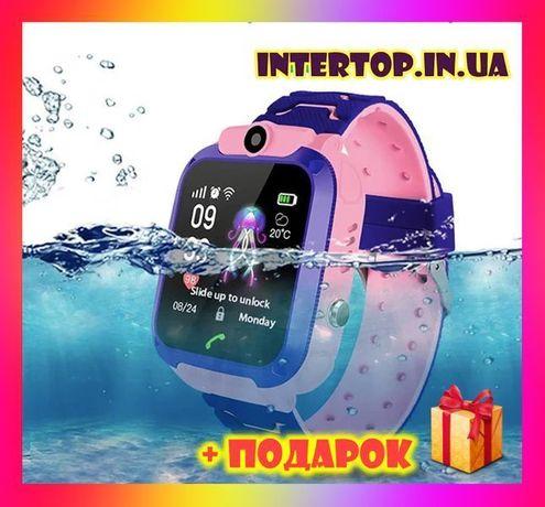 Детские смарт часы Smart Baby watch S5 / Q12 ВОДОНИПРОНИЦАЕМЫЕ умные