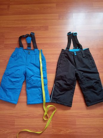 Лижні теплі штани на ріст 92