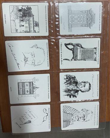 Coleção de Calendários de Bolso - 1º Centenário da morte de Camilo