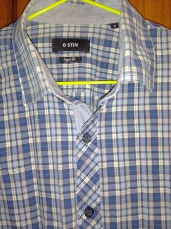 Рубашка мужская на подростка