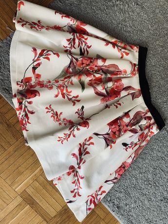 Kwiecista spódnica wiosenna (Reserved)