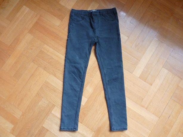 Jeansy dziewczęce Sinsay 140 cm